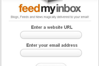 FeedMyInbox receive your favorite Feeds via Email