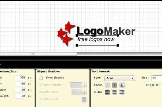 Create logos online via onlinelogomaker