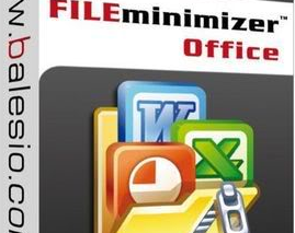 FILEminimizer Office reduce the size of your large office documents