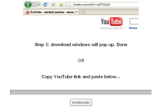 Download youtube videos easily via 3outube