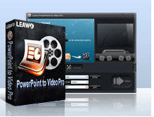 Leawo PowerPoint to Video Convert your PowerPoint presentation into video