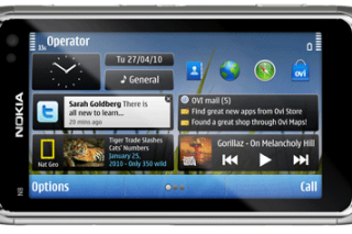 Nokia N8 12-megapixel camera and HD quality video