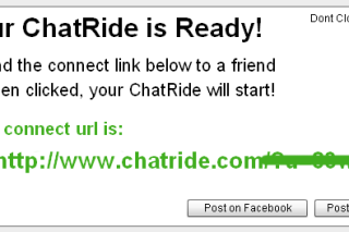Chatride chat other without installing any software