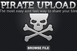 Pirateupload easy and fast way to share files