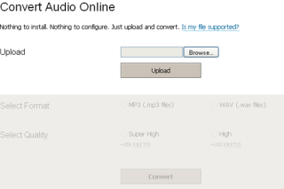Media.io convert your audio files online