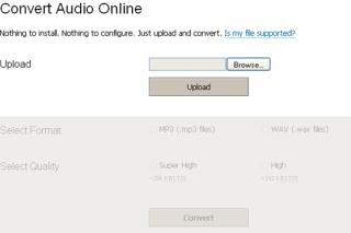 Media.io convert your audio files online