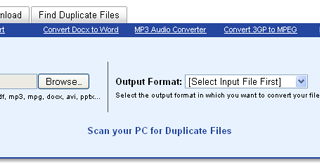 Convert files into different formats via freefileconvert