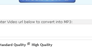 Convert youtube videos into MP3