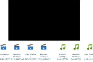 Download videos online via webvideofetcher