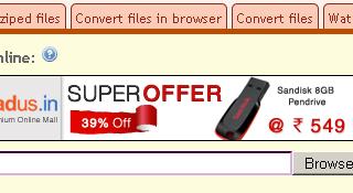 Convert word document into PDF format via convertonlinefree