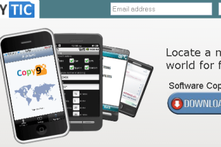 Locate and records activities your mobile phone via spytic