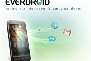 Everdroid backup and restore data from old mobile phone to new mobile phone