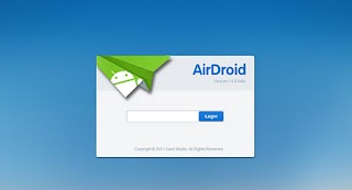 AirDroid manage and control your android device from browser