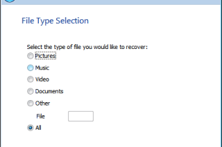 Orion File Recovery Software recover deleted files from hard drive and portable drives