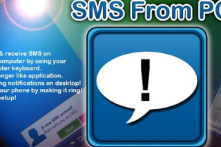 Control your SMS in pc via PC – Lite