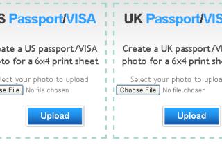 Makepassportphoto create passport size photo online