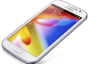Samsung Unveiled new phone GALAXY Grand