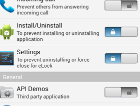 Lock your installed android apps and protect from others