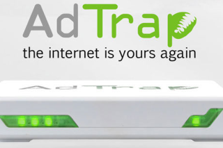 Remove advertisement from internet connection via Adtrap