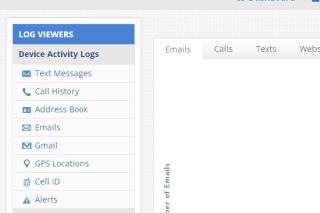 Monitor smart phone activities online via Mobile spy