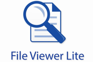 File Viewer Lite view and  access popular files formats
