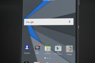 Blackberry DTEK50 Most Secure Android Smartphone