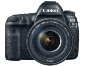 Canon announced its new camera Canon EOS 5D Mark IV