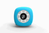 Podo Bluetooth enabled sticky camera control by smart phone