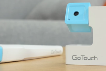 GoTouch turns any TV or projector into a big whiteboard