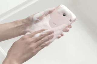 KYOCERA New rafre Washable Smartphone