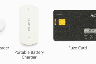 Fuze Card  consolidates all cards in one place