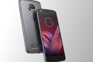 Motorola unveiled its new phone Moto Z2 Play