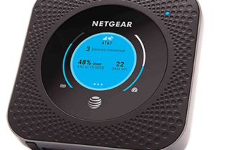 NETGEAR Nighthawk 5G Evolution capable mobile hotspot router