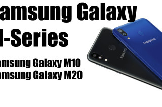 Samsung Galaxy M series Launched|Samsung Galaxy M10  and Samsung Galaxy M20