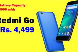 Redmi Go has been priced at Rs 4,999| Redmi Go key specifications| Redmi Go